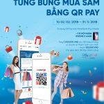 Trúng iPhone X cùng VietinBank khi thanh toán bằng QR Pay