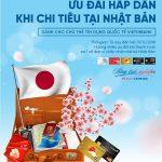 Chủ thẻ VietinBank tận hưởng ưu đãi hấp dẫn khi đến Nhật Bản