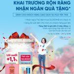 Đến PGD Vietinbank Yên Thái nhận nghìn quà tặng