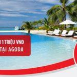 Hoàn tiền 30%, tới 1 triệu đồng cho chủ thẻ tín dụng du lịch Maritime Bank Visa khi đặt phòng tại Agoda