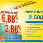 Nam A Bank dành 2.500 tỷ đồng ưu đãi lãi vay đồng hành cùng doanh nghiệp xuất nhập khẩu