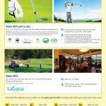 PVcomBank Plentii ưu đãi đặc quyền tại sân Golf hàng đầu
