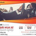 Vay mua ô tô với lãi suất ưu đãi chỉ từ 1%/năm tại SeABank