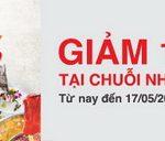 Khám phá thế giới ẩm thực tại chuỗi nhà hàng Red Sun vào thứ 4 hàng tuần với thẻ Techcombank Visa