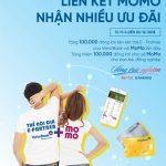 Liên kết thẻ E-Partner VietinBank với Ví MoMo, nhận ngay 100.000 đồng