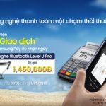 Thanh toán qua Samsung Pay nhận tai nghe bluetooth cùng ABBank