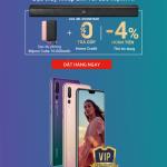Nhận nhiều ưu đãi khi mua điện thoại Huawei P20 Pro bằng thẻ tín dụng Eximbank tại FPT Shop