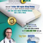 Ưu đãi dành cho chủ thẻ tín dụng Eximbank tại Kymdan