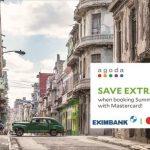 Ưu đãi dành cho chủ thẻ Eximbank MasterCard tại Agoda