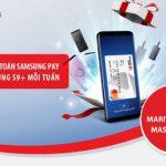 Chạm thanh toán Samsung Pay, nhận ngay Samsung Galaxy S9+ cùng Maritime Bank