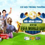 Sôi động cùng FIFA World Cup 2018 dành cho khách hàng MB