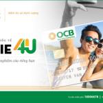 OCB ra mắt dòng thẻ tín dụng quốc tế in hình lên thẻ OCB Selfie For You