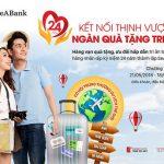 SeABank khuyến mãi lớn cho khách hàng nhân dịp sinh nhật 24 năm