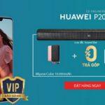 Giảm ngay 800.000 VND và nhận bộ quà trị giá 6 triệu VND khi đặt trước siêu phẩm Huawei P20Pro tại FPT Shop dành cho thẻ Shinhan Bank