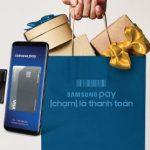 Trải nghiệm Samsung Pay cùng thẻ Shinhan