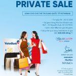 Thỏa sức mua sắm thời trang hàng hiệu cùng thẻ VietinBank