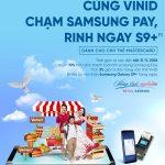 Thanh toán qua Samsung Pay trúng Galaxy S9+ cùng VietinBank