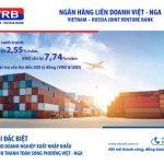 Ưu đãi đặc biệt dành cho Doanh nghiệp xuất nhập khẩu qua kênh thanh toán song phương Việt - Nga