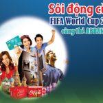 Sôi động cùng FIFA World Cup 2018 cùng thẻ ABBank Visa