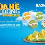 BaoViet Bank tri ân khách hàng 15 tỷ đồng trong chương trình Mùa hè sôi động