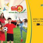 Đón 1 triệu vé 0 đồng của Vietjet Air với thẻ PVcomBank