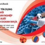 SeABank cung cấp sản phẩm tín dụng dành cho Doanh nghiệp sản xuất kinh doanh Nhựa