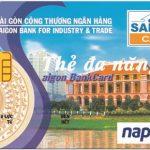 SaiGonBank không tăng phí dịch vụ thẻ