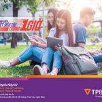 TPBank - ngân hàng duy nhất cho vay sinh viên phê duyệt siêu tốc trong 1 giờ