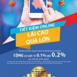 Tiết kiệm online, lãi cao quà lớn cùng VietABank