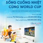 Sống cuồng nhiệt cùng World Cup với thẻ tín dụng VietinBank