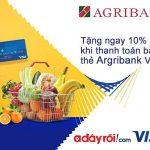 Bùng nổ ưu đãi tại Adayroi cùng thẻ Agribank