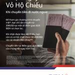 Chuyển tiền quốc tế đi qua kênh Western Union - Chuyển trọn yêu thương cùng BIDV