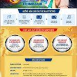 Ưu đãi dành cho chủ thẻ Eximbank MasterCard tại Adayroi.com