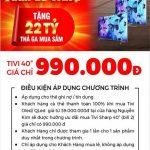 Tuần lễ Vàng tại Nguyễn Kim cùng Eximbank