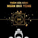 Trăm cửa hàng, ngàn quà tặng tại Thế giới kim cương cùng Eximbank