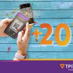 Nhận ngay 20,000 VNĐ khi giới thiệu bạn bè sử dụng TPBank QuickPay