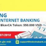 IVB miễn phí 12 tháng dịch vụ chữ ký số Internet Banking