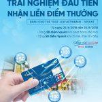 Trải nghiệm thẻ VietinBank - Vpoint nhận liền điểm thưởng