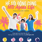 Khuyến mại hè sôi động cùng MB Ageas Life