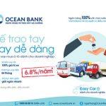 Xế trao tay, vay dễ dàng cùng OceanBank