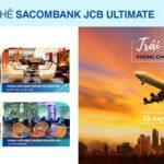 Trải nghiệm Phòng chờ hạng Thương gia với thẻ Sacombank JCB Ultimate