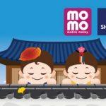 Mùa thu vi vu Hàn Quốc khi thanh toán qua ví Momo cùng tài khoản Shinhan