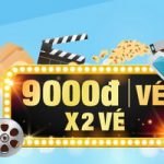 Chương trình ưu đãi vé CGV từ Shinhan và MoMo