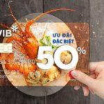 Cùng VIB biến bữa ăn thành đại tiệc