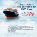 VietABank ưu đãi hấp dẫn cho doanh nghiệp xuất khẩu