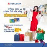 VietABank - Nghìn điểm ưu đãi, ngàn chốn tiêu dùng