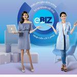 Tài khoản kinh doanh trực tuyến - Ebiz của ACB