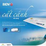 Đặt vé Vietnam Airlines dễ dàng và nhiều ưu đãi cùng BIDV