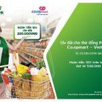 Chương trình khuyến mãi cho chủ thẻ đồng thương hiệu Co.opmart - Vietcombank