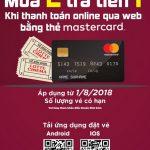 Ưu đãi cùng thẻ Eximbank MasterCard tại Lotte Cinema